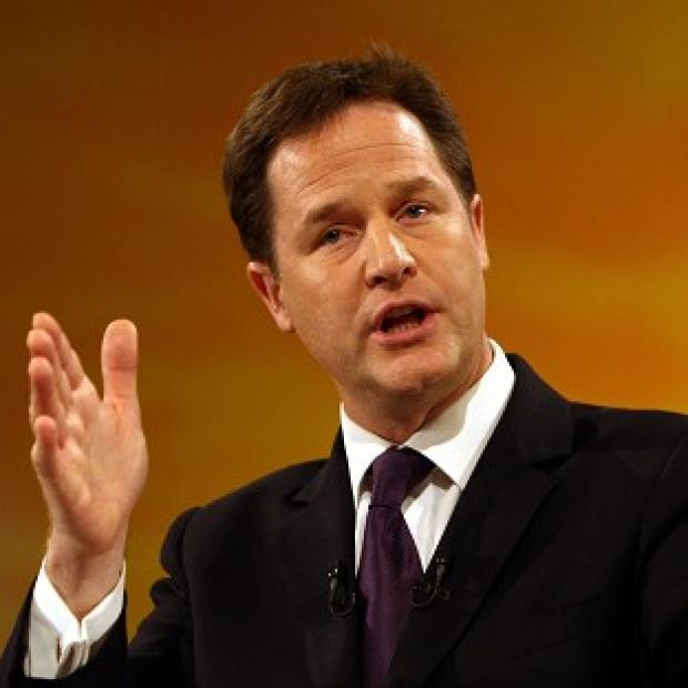 Nick Clegg is expected to announce the creation of an Institute for Employee Ownership