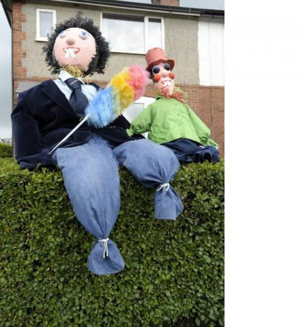 Scarecrow festival attracts thousands