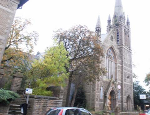 LANDMARK Cannon Street church