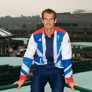 Andy Murray, pictured, will play Stanislas Wawrinka in the first round at the Olympics