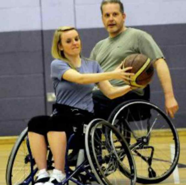 Reporter Miranda looks to Paralympics with Bolton Bulls basketball team