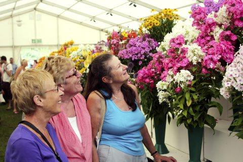 125th Shrewsbury Flower Show