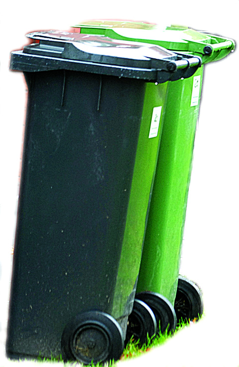 'No plans to introduce three-weekly bin collections', say council