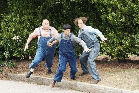 Review: The Three Stooges, (PG)