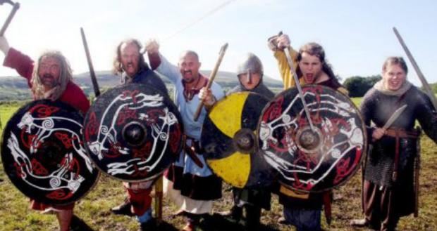 The Vikings are back to reclaim their lands
