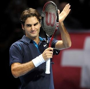 Roger Federer only needed 90 minutes to progress to the next round of the US Open