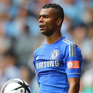 Ashley Cole took to Twitter to apolo