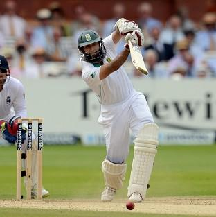 The Bolton News: England dropped Hashim Amla for the sixth time this summer at Lord's