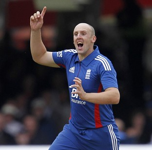 James Tredwell claimed three for 35 against South Africa