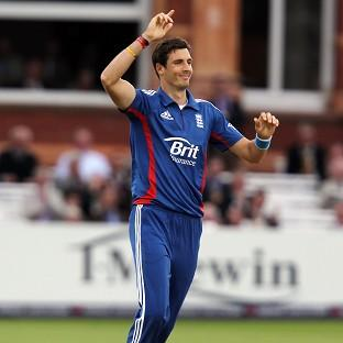 Steven Finn was selected for the first T20 game against South Africa