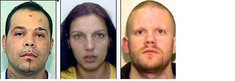 Police issue photos of three of Bolton's 'most wanted'