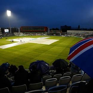 The second NatWest International Twenty20 between England and South Africa was abandoned due to rain