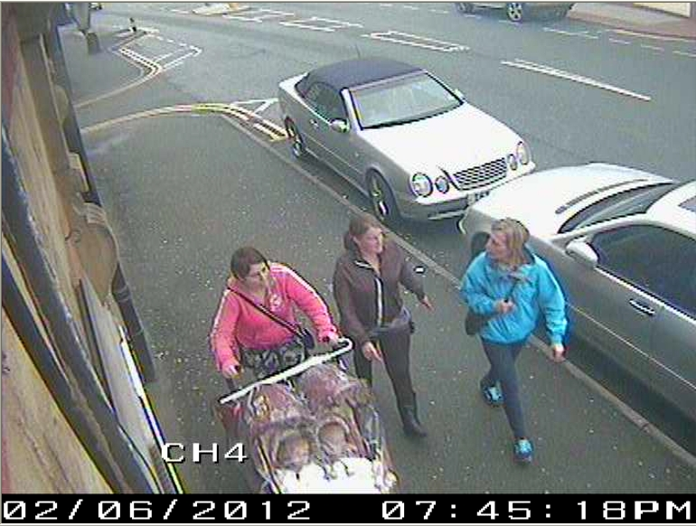 CCTV appeal following murder of Kelly Davies