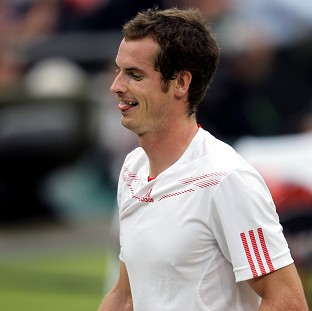 Andy Murray laughed off talk of a knighthood as 'a bit rash'