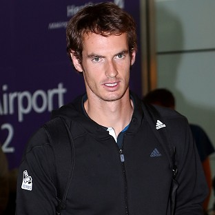 US Open winner Andy Murray will miss the official victory parade in Scotland
