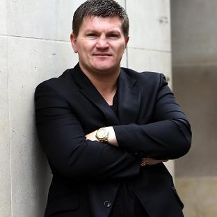 Ricky Hatton will relaunch his boxing career in November