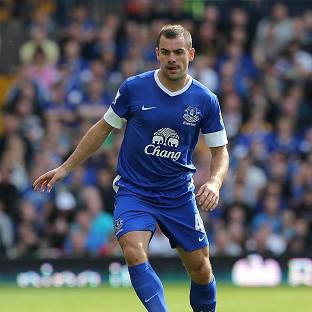 Darron Gibson has sustained a thigh strain