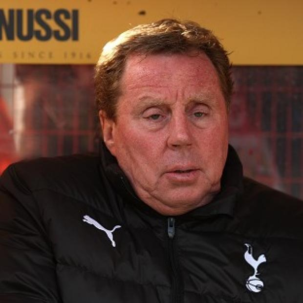 The Bolton News: Harry Redknapp insists he was fine with being overlooked for the England job
