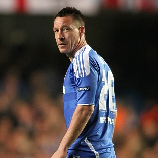 Chelsea's John Terry is set for a hostile reception at Loftus Road