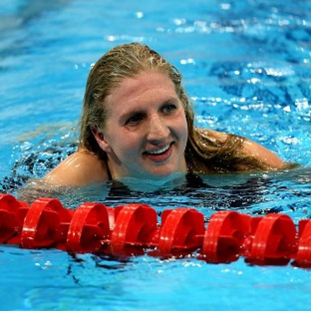 The Bolton News: Rebecca Adlington and Sir Chris Hoy will be ambassadors for the Commonwealth Games in Glasgow
