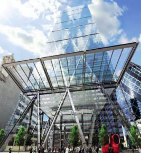 £80m 'Cheesegrater' deal secures jobs at steel firm and boosts local economy