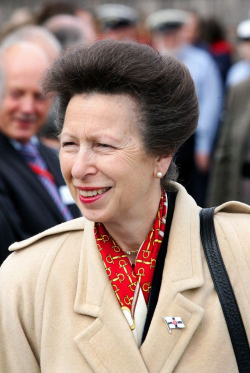 Princess Anne to meet sporting heroes on packed visit to town