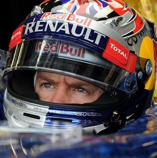 Sebastian Vettel was quickest in the final practice session, makin