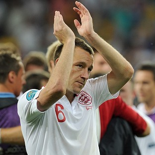 John Terry has quit international football