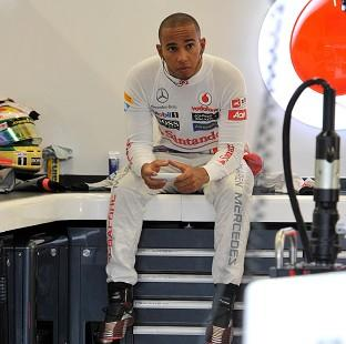 Lewis Hamilton's contract negotiation at McLaren is understood to be nearing completion