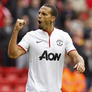 Peter Shilton believes England should move on from defender Rio Ferdinand, pictured