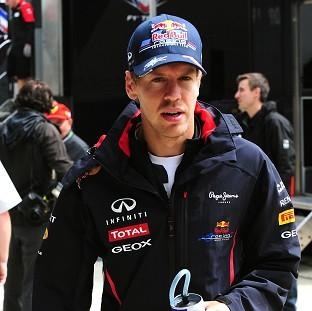 Sebastian Vettel claimed the 34th pole position of his career