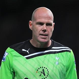 Brad Friedel, pictured, still has a future at Spurs according to Andre Villas-Boas