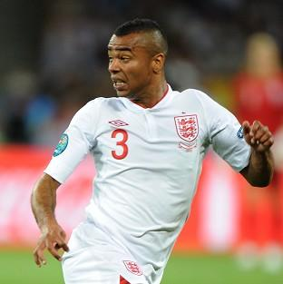 Alan Shearer believes Ashley Cole, pictured, should be banned for England's match on Friday