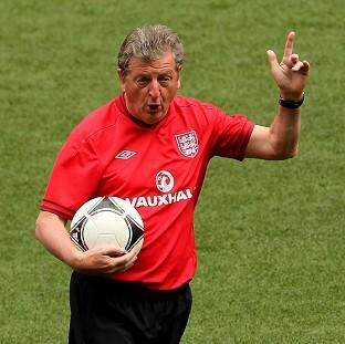 The Bolton News: Roy Hodgson is happy to have resolved the issue surrounding Ashley Cole