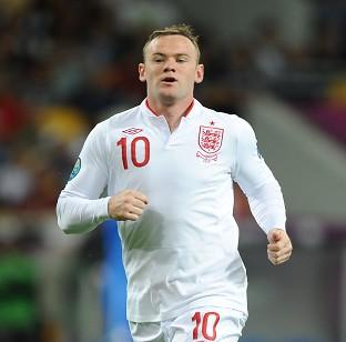 Joe Hart expects Wayne Rooney, pictured, to skipper England against San Marino