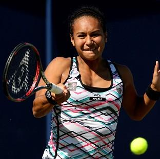 IMG Academy alum, Heather Watson, reached her first career singles final at the Japan Open