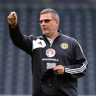 The Bolton News: Craig Levein is wary of a wounded Wales