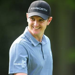 Justin Rose, pictured, edged out Lee Westwood to win the World Golf Final