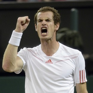Defending champion Andy Murray has never lost a match in Shanghai