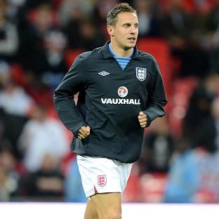 Phil Jagielka, pictured, says the decision to choose between Leighton Baines and Ashley Cole for the Poland clash is tough