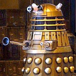 The Bolton News: Dr Who's arch enemy, a Dalek