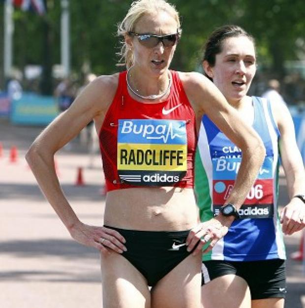 Paula Radcliffe has been removed from the World Class Performance Programme for 2013
