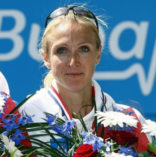 The Bolton News: Paula Radcliffe has said 'retirement is definitely not in any plans'