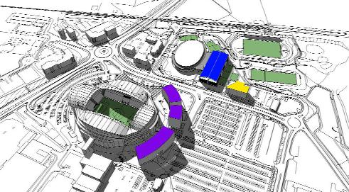 £100m Reebok Masterplan up for approval