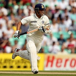 Sachin Tendulkar could not stop the England attack as India reached 273-7 on day one of the third Test