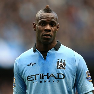 Roberto Mancini says Mario Balotelli, pictured, 'is not for sale'