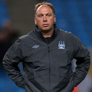 David Platt was pleased to see his side create chances and put them away against Stoke