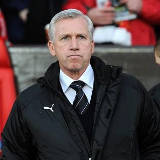 Manager Alan Pardew hopes he will have time to bring in reinforcements to Newcastle