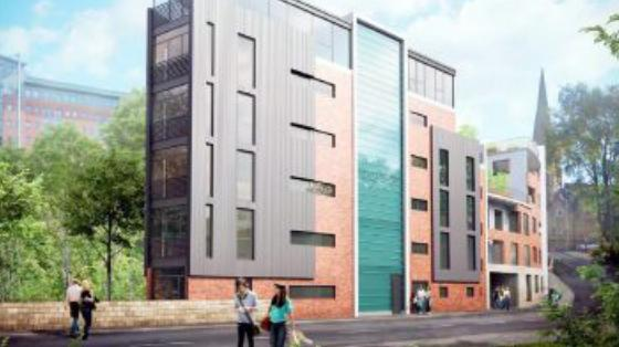 Student accommodation vision just a step away