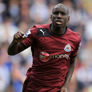 Demba Ba has swapped Newcastle for Chelsea